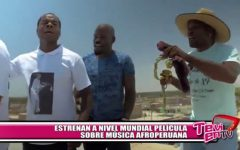 Estrenan a nivel mundial película sobre música afroperuana