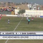 Alfonso Ugarte 8 – 1 San Gabriel