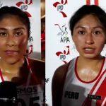 Panamericano U20: Atletas peruanas dan sus impresiones sobre la final de los 5 000 metros