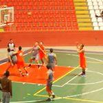 BTC vs Municipal de Huamachuco por la Liga de Básket de Trujillo