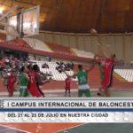 Primer Campus Internacional de Baloncesto