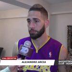 Declaraciones de basquetbolistas del Club Huamachuco