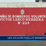 Víctor Larco: Una solución para los bomberos