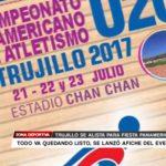 Trujillo se alista para Campeonato Panamericano Juvenil de Atletismo