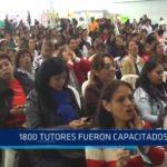 1800 tutores fueron capacitados en La Libertad