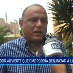 Regidor advierte que Graña y Montero Digital podría denunciar a Municipalidad de Trujillo