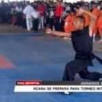 Kung-fu: Kcana se prepara para torneo internacional