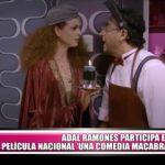 """Adal Ramones participa en película nacional """"Una comedia macabra"""""""