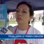 """Trujillanos """"le ponen corazón"""" a colecta que ayuda a pacientes con cáncer"""
