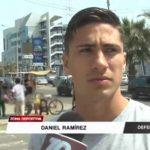 UCV: Primera rueda fue positiva para colombiano Daniel Ramírez