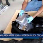 Piura: Hallaron más de 100 kilos de droga en local cerca a puerto de Paita