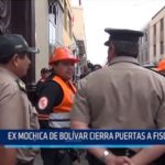 Trujillo: Restaurante ex Mochica de Bolívar cierra puertas a fiscalización
