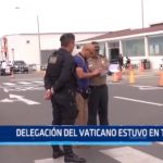 Delegación del Vaticano estuvo en Trujillo