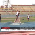 Escuelas deportivas gratuitas de invierno en el IPD
