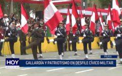 Piura: Gallardía y patriotismo en desfile cívico militar