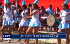 Iquitos: Así fue el desfile cívico militar