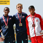 Oro para USA y doblete de Yuri Labra en 10 mil metros planos