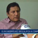 APRA: Elías Rodríguez descalifica a compañeros