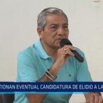 Trujillo: Cuestionan eventual candidatura de Elidio Espinoza a la región