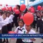 Chao: Superando la brecha en infraestructura educativa
