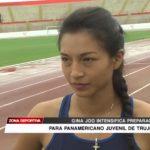 Gina Joo intensifica preparación para Panamericano Juvenil de Trujillo