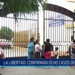 La Libertad: Confirman ocho casos de zika