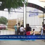 Hospital Regional de Trujillo necesita más presupuesto