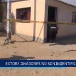 Víctor Raúl: Extorsionadores de alcalde aún no son identificados