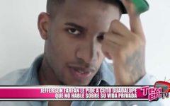 """Jefferson Farfán le pide a """"Cuto"""" Guadalupe que no hable sobre su vida privada"""