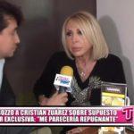 """Laura Bozzo a Cristian Zuárez: """"Me parecería repugnante cobrar por exclusiva"""""""