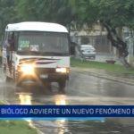 Biólogo advierte un nuevo fenómeno El Niño