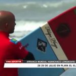 Arranca Mundial Huanchaco Longboard 2017 en playa El Elio