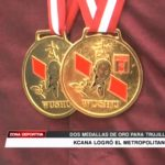 Kung-fu: César Kcana logró el Metropolitano y trajo dos medallas de oro