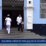 GERESA: Vigilarán a médicos para que no escapen de hospitales durante huelga