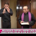 Melcochita supera a nueva cinta de Christopher Nolan en día de estreno