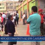 Trujillo: Mercado ex Mayorista no será clausurado por municipalidad