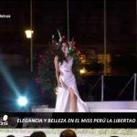 Trujillo de gala para el Miss Perú La Libertad
