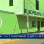 Laredo: Acusan a funcionarios de irregularidades