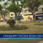Concejo Municipal de Trujillo tratará deuda con Sedalib