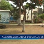 Alcalde de Trujillo desconoce deuda de MPT con Sedalib