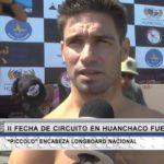 Longboard: Segunda fecha de circuito en Huanchaco fue un éxito