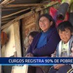 La Libertad: Curgos registra 90% de pobreza
