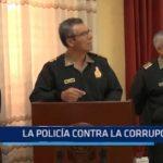 La Policía contra la corrupción