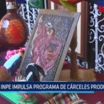 INPE impulsa programa de cárceles productivas