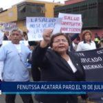 La Libertad: FENUTSSA acatará paro el 19 de julio