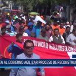 Piura: Exigen al gobierno agilizar proceso de reconstrucción