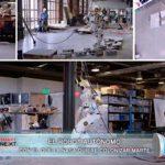 El robot autónomo con el que la NASA quiere colonizar Marte.
