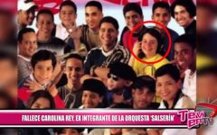 "Fallece Carolina Rey, ex integrante de la orquesta ""Salserín"""