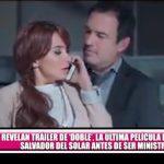"Revelan tráiler de ""Doble"", la última película de Salvador del Solar antes de ser ministro"