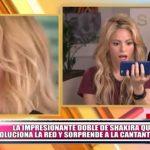La impresionante doble de Shakira que revoluciona la red y sorprende a la cantante